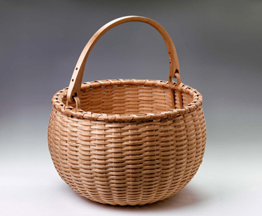 Swing Handle Apple Basket